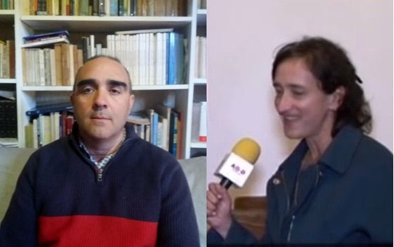 Christian Velásquez: Entrevista-MarchandoReligion.es