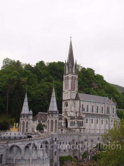 El Santuario Mariano más visitado-MarchandoReligion.es