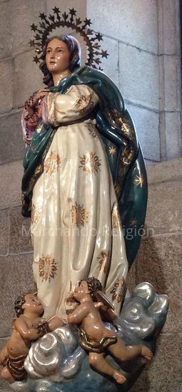 La Virgen María aplastó a la diosa Venus