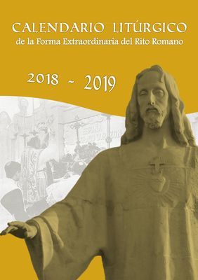 Calendario liturgico-Marchando Religión