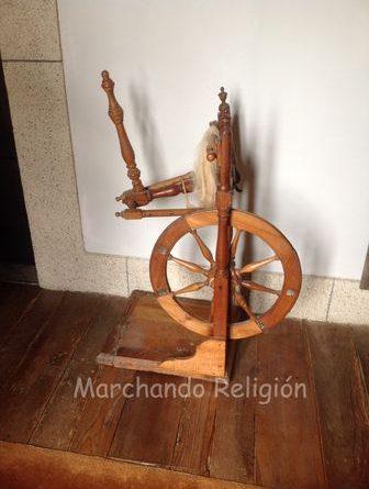 Silas Marner, el tejedor de Raveloe-Marchando Religión