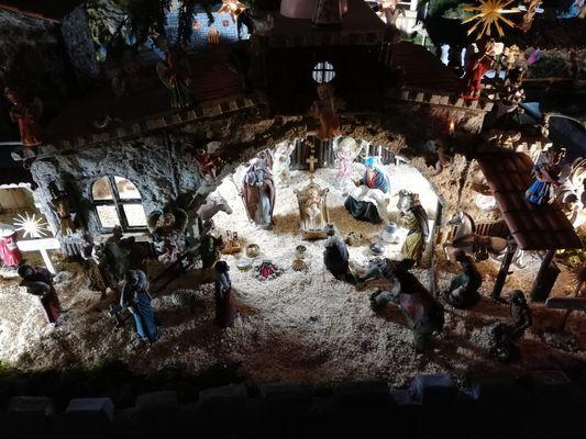 el Belén de Conxo-Misterio-Marchando Religión