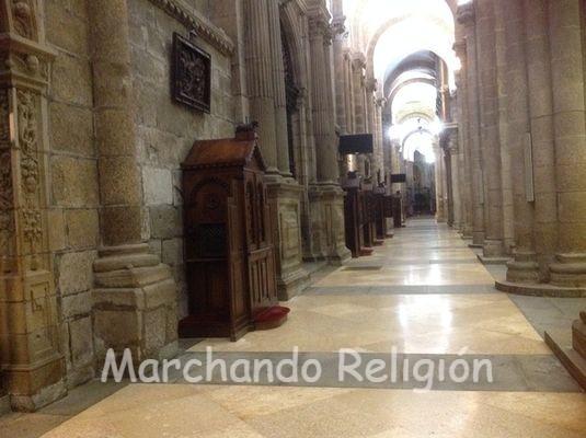 Confesar-Marchando Religión