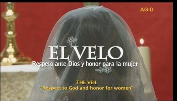 El velo: respeto ante Dios-Marchando Religión