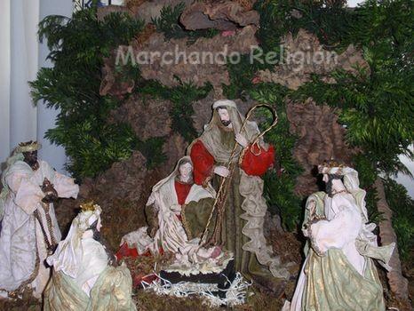 Domingo de Epifanía-Marchando Religión