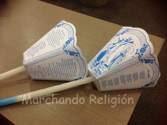 15ª aparición en Lourdes-Marchanado Religión