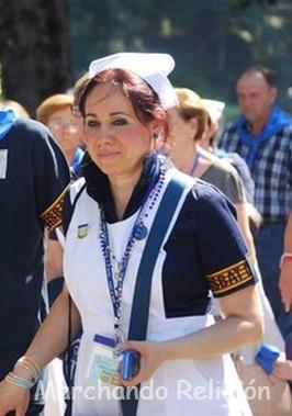 los hospitalarios de Lourdes-Marchando Religión