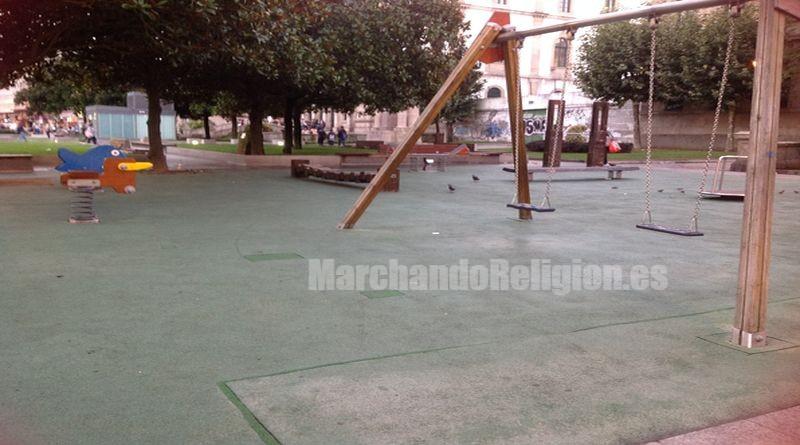 Los niños molestan-MarchandoReligion.es