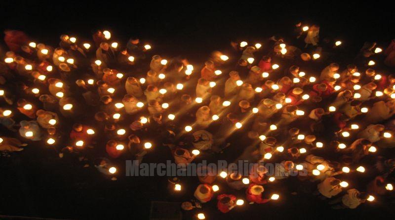 Décimo séptima aparición en Lourdes-MarchandoReligion.es