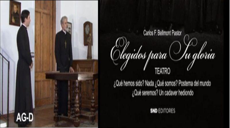 Elegidos para su gloria-MarchandoReligion.es