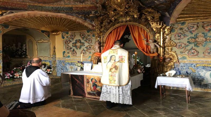 Evangelio Domingo Santa Misa Tradicional-MarchandoReligion.es