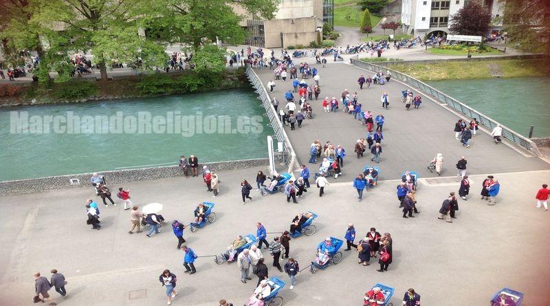 ¿Por qué peregrinamos a Lourdes?MarchandoReligion.es