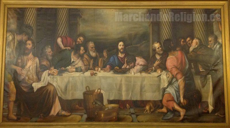 la última cena-MarchandoReligion.es