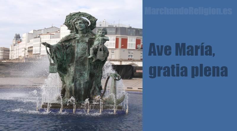 Dios te salve María-MarchandoRligion.es