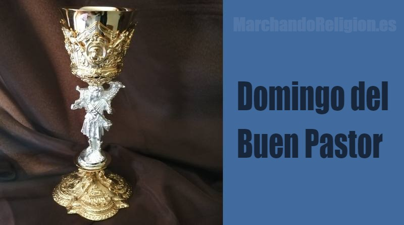 Domingo del Buen Pastor-portada-MarchandoReligion.es