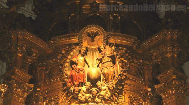La Santísima Trinidad-MarchandoReligion.es
