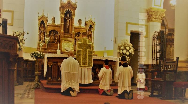 Participación activa de los fieles-MarchandoReligion.es