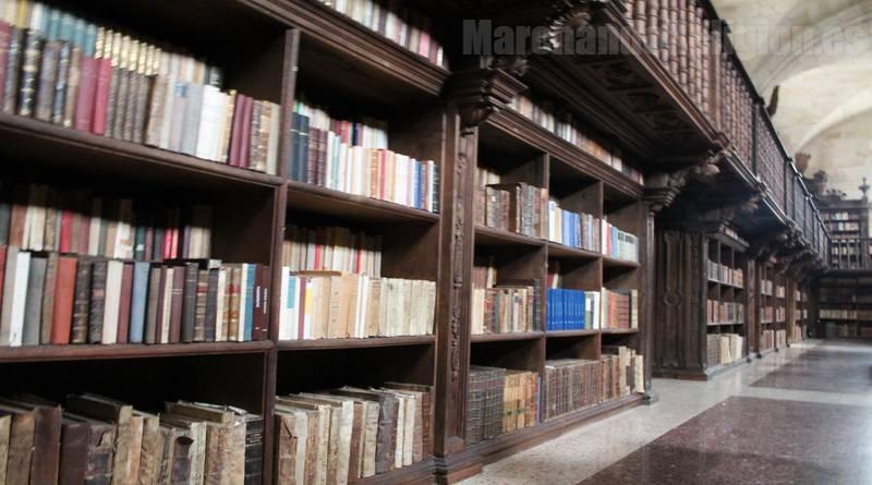 El laberinto y la biblioteca mágica-MarchandoReligion.es