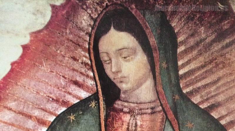 Nuestra Señora de Guadalupe-MarchandoReligion.es