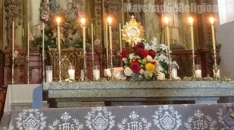 presencia real de Cristo-MarchandoReligion.es