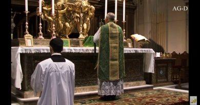Explicación de la Santa Misa según el Cardenal Roberto Belarmino-MarchandoReligion.es