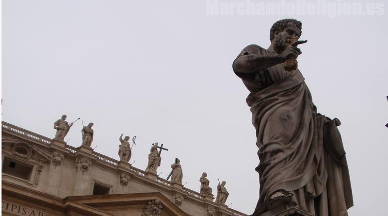 Pedro como líder de la Iglesia-MarchandoReligion.es