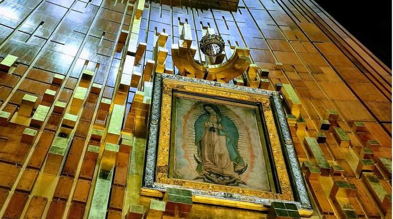 el santuario de la 5ª aparición de la Virgen de Guadalupe-MarchandoReligion.es