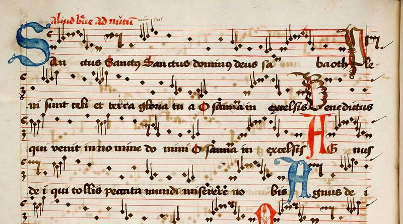 por qué el canto gregoriano nunca morirá-MarchandoReligion.es