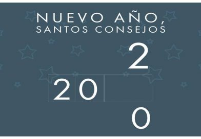 vivir santamente el año 2020-MarchandoReligion.es