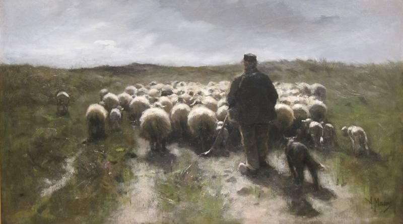 Buenos y Santos pastores-MarchandoReligion.es