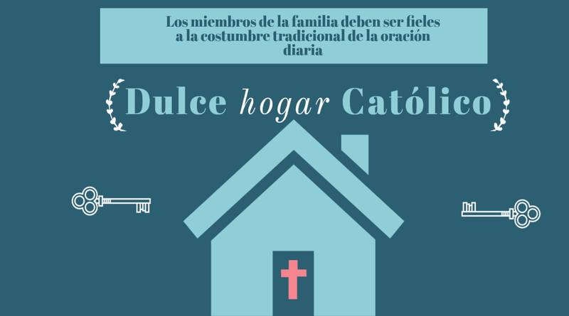 La oración en el hogar-MarchandoReligion.es