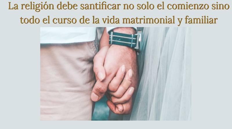 La religión previene el divorcio-MarchandoReligion.es