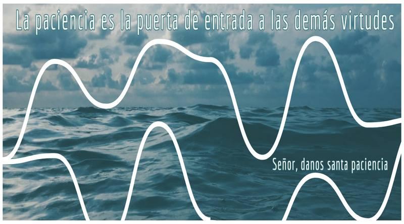 La virtud de la paciencia-MarchandoReligion.es