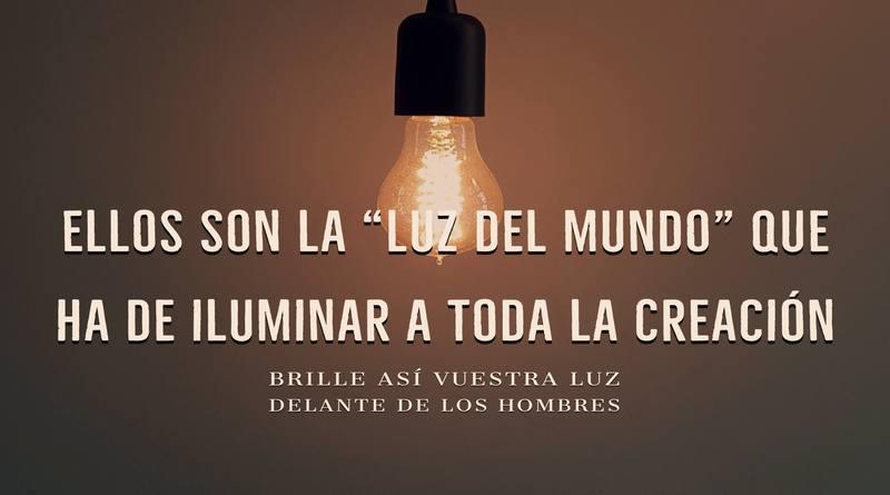 Luz del mundo-MarchandoReligion.es