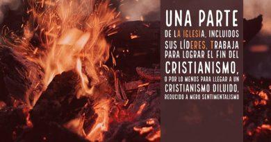 la autodisolución de la Iglesia-MarchandoREligion.es