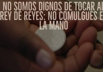 Coronavirus, la victoria de la Comunión en la mano-MarchandoReligion.es
