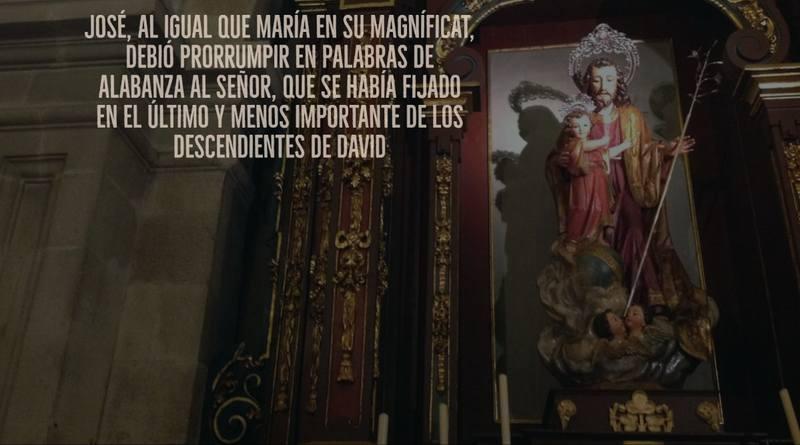 San José y el Sacerdote Católico-MarchandoReligion.es