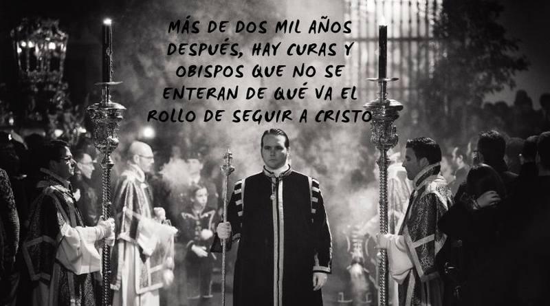 ¿Clericalismo La tontería se va a acabar-MarchandoReligion.es