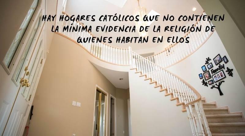 La decoración del hogar católico-MarchandoReligion.es