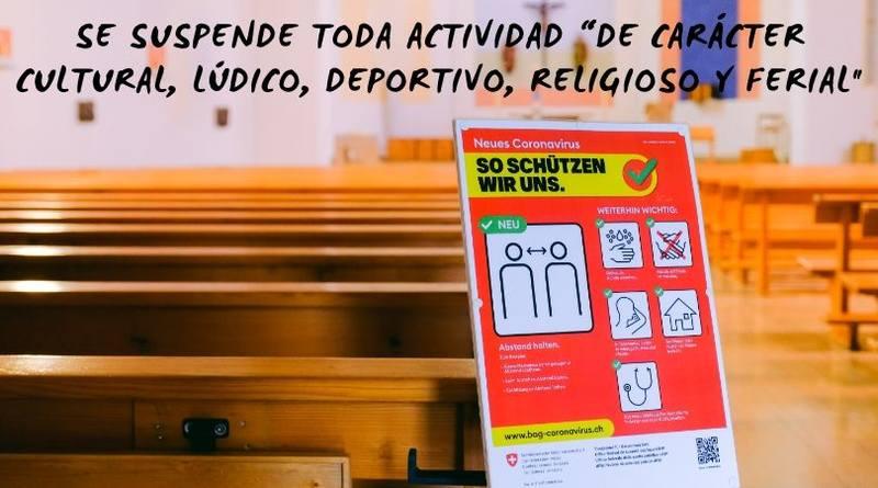 La suspensión de las Misas y la relación Iglesia-Estado-MarchandoReligion.es