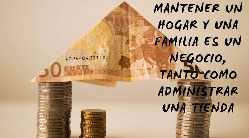 Presupuesto familiar y formas en el hogar-MarchandoReligion.es