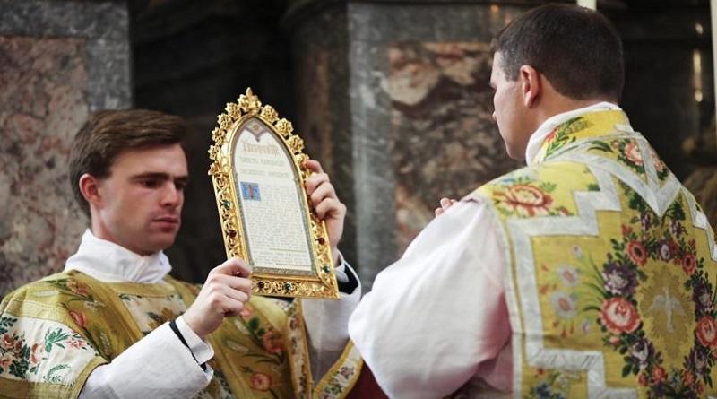 prólogo al Evangelio de San Juan