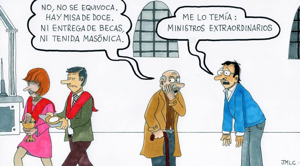 Extras-Ministros Extraordinarios