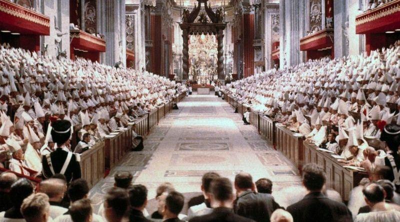 Concilio Vaticano II Cuando la historia se convierte en criterio de enjuiciamiento-MarchandoReligion.es