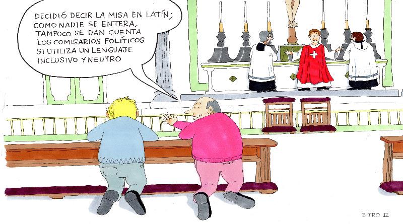 Dominus Vobiscum. MarchandoReligion.es