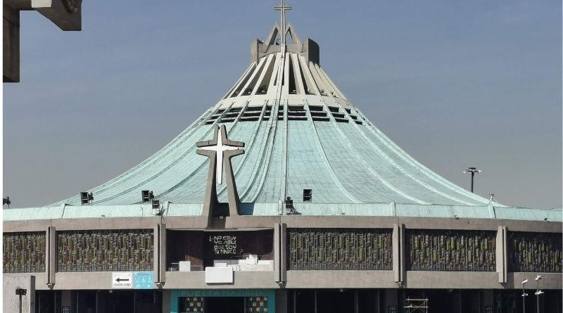 Cierra la basílica de Guadalupe por la pandemia de Covid-19-MarchandoReligion.es