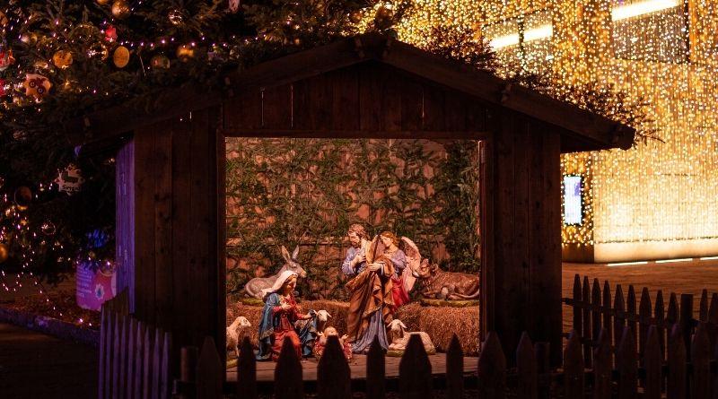Santa Navidad con San José-MarchandoReligion.es