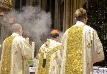 """El culto de la Iglesia debería enseñarnos a hablar """"desde Dios-MarchandoReligion.es"""