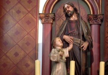 San José, auxilio de la familia-MarchandoReligion.es