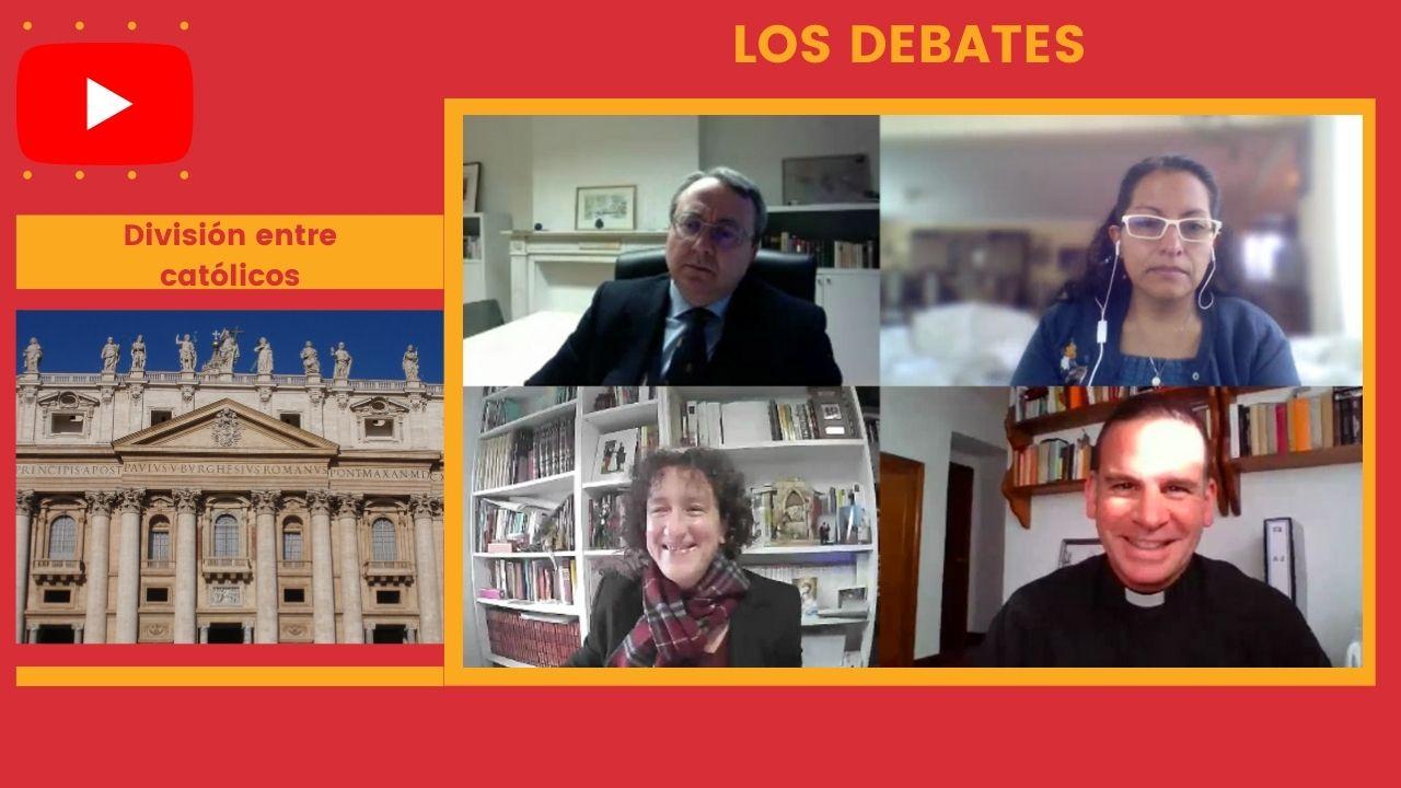 Los debates de MR-División entre católicos